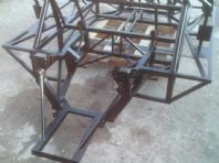 GTs40 Horse shoe and rear chassis - Upgrade for Tornado/GTD/KVA